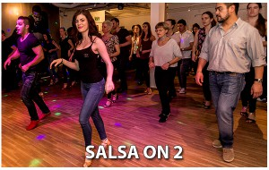 MAMBO SHINES / SALSA ON2